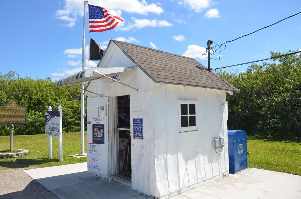 kleinste postkantoor